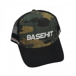 ΚΑΠΕΛΟ BASEHIT 191-BU01-10 (ΜΑΥΡΟ-CAMO)